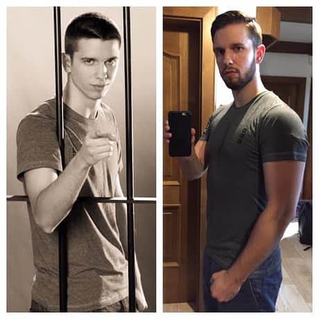 Fitness-Transformation
